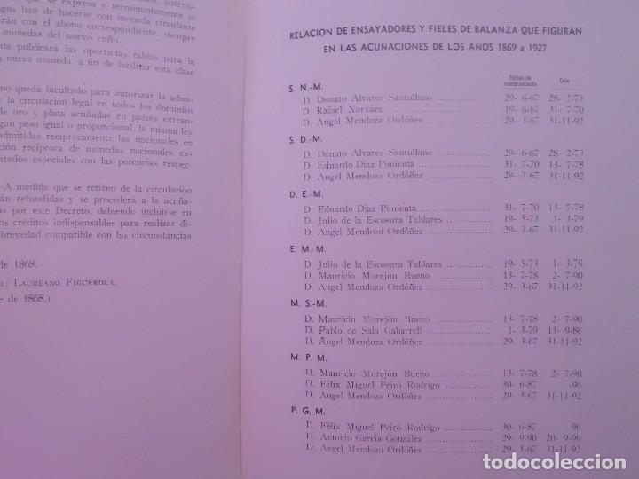 Catálogos y Libros de Monedas: LA REFORMA MONETARIA DE 1.868 - Foto 7 - 115228279