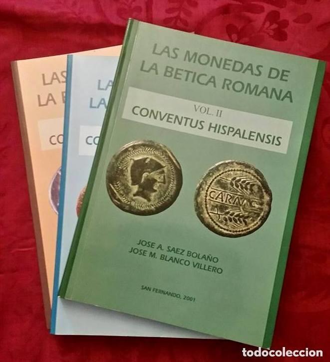 Catálogos y Libros de Monedas: LAS MONEDAS DE LA BETICA ROMANA - Foto 6 - 194755992