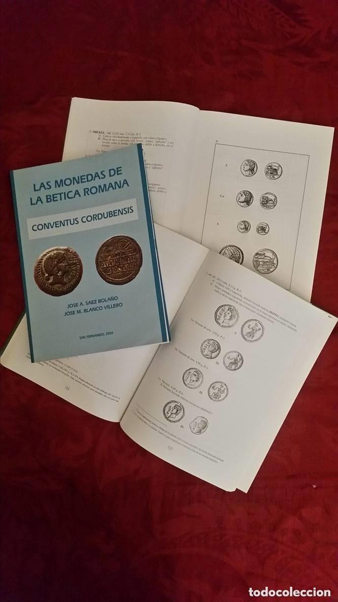 Catálogos y Libros de Monedas: LAS MONEDAS DE LA BETICA ROMANA - Foto 7 - 194755992