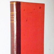 Catálogos y Libros de Monedas: CURSO DE NUMISMÁTICA. TOMO I (ÚNICO PUBLICADO).- NUMISMÁTICA ANTIGUA, CLÁSICA Y DE ESPAÑA.(1950). Lote 116736859