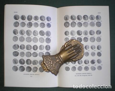 Catálogos y Libros de Monedas: Thompson, Margaret: The Agrinion Hoard. Numismatic Notes and Monographs Nº 159 - Foto 2 - 116965659