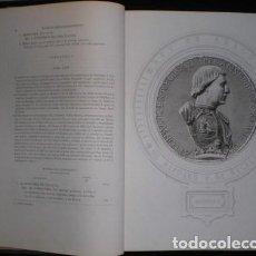 Catálogos y Libros de Monedas: ALOISS HEISS: DESCRIPCION GENERAL DE LAS MONEDAS HISPANO-CRISTIANAS DESDE LA INVASIÓN DE LOS ÁRABES . Lote 120049883