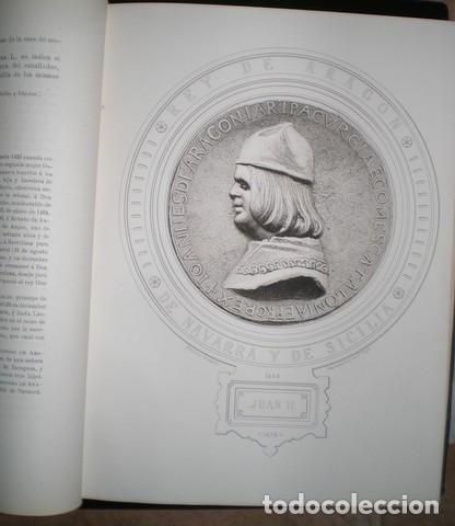Catálogos y Libros de Monedas: ALOISS HEISS: DESCRIPCION GENERAL DE LAS MONEDAS HISPANO-CRISTIANAS DESDE LA INVASIÓN DE LOS ÁRABES - Foto 3 - 120049883