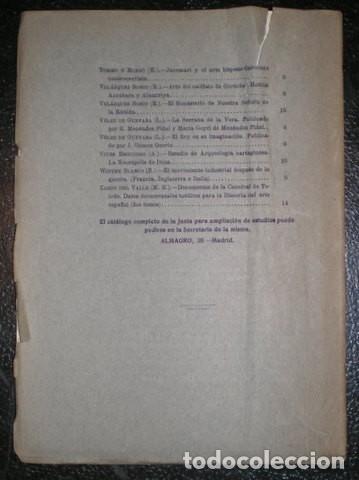Catálogos y Libros de Monedas: PRIETO Y VIVES, Antonio: LOS REYES DE TAIFAS. Estudio histórico-numismático. 1926 1ª edición - Foto 4 - 50518492