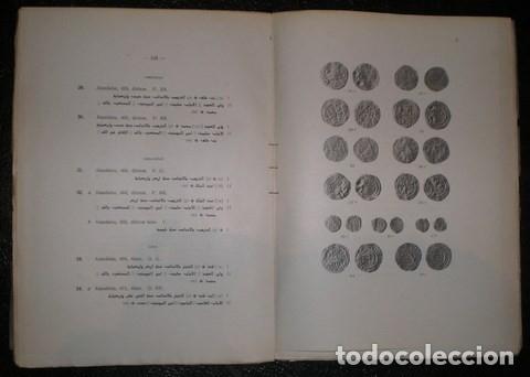 Catálogos y Libros de Monedas: PRIETO Y VIVES, Antonio: LOS REYES DE TAIFAS. Estudio histórico-numismático. 1926 1ª edición - Foto 2 - 50518492