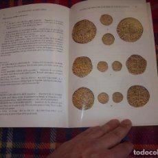 Catálogos y Libros de Monedas: ELS RALS D'OR DE MALLORCA DEL REI PERE. M. CRUSAFONT I ANDREU VIDAL. SA NOSTRA. CAIXA DE BALEARS.. Lote 121876307