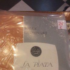 Catálogos y Libros de Monedas: LA PLATA ESPSÑOLA CATALOGO. Lote 122180294