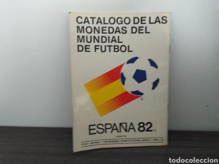 Catálogos y Libros de Monedas: Las monedas del Mundial de Fútbol España del 82 - Foto 2 - 126166320