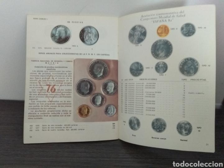 Catálogos y Libros de Monedas: Las monedas del Mundial de Fútbol España del 82 - Foto 5 - 126166320