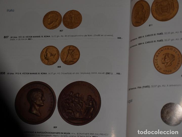 Catálogos y Libros de Monedas: CATALOGO GRAN SUBASTA NUMISMATICA PUBLICA SOLER Y LLACH MARTI HERVERA BARCELONA. 22 FEBRERO 2018 - Foto 6 - 126382871
