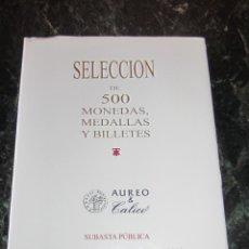 Catálogos y Libros de Monedas: AUREO & CALICO 266. SUBASTA.. Lote 127321735