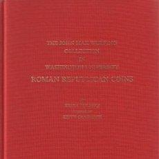 Catálogos y Libros de Monedas: HERBERT, KEVIN: THE JOHN MAX WULFING COLLECTION IN WASHINGTON UNIVERSITY. ROMAN REPUBLICAN COINS. Lote 130970424