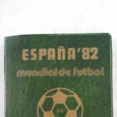Catálogos y Libros de Monedas: ESPAÑA 82 MUNDIAL DE FUDBOL ESTRELLA 80. Lote 132353326