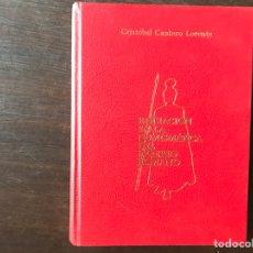 Catálogos y Libros de Monedas: INICIACIÓN A LA NUMISMÁTICA DEL IMPERIO ROMANO. CRISTÓBAL CANTERO. Lote 133156758