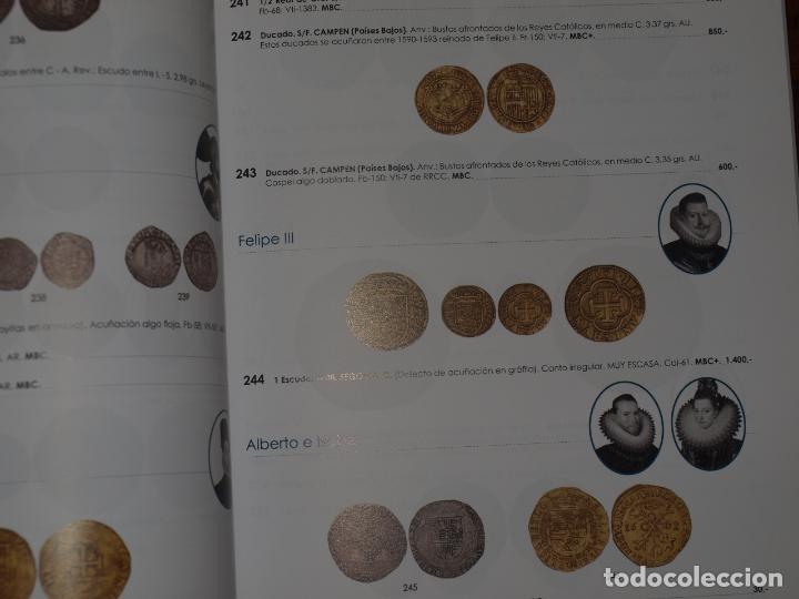 Catálogos y Libros de Monedas: CATALOGO SUBASTAS NUMISMATICA BARCELONA 12 JULIO 2018. SOLER Y LLACH. MARTI HERVERA. VER FOTOS. - Foto 4 - 136331006