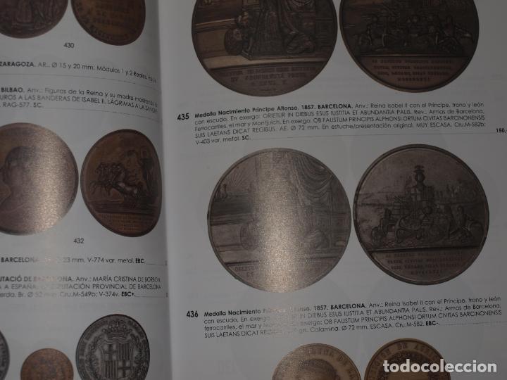 Catálogos y Libros de Monedas: CATALOGO SUBASTAS NUMISMATICA BARCELONA 12 JULIO 2018. SOLER Y LLACH. MARTI HERVERA. VER FOTOS. - Foto 5 - 136331006