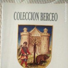 Catálogos y Libros de Monedas: HAGA SU OFERTA MAS EN TIENDA CATALOGO MONEDAS AUREO: COLECION BERCEO 1998. Lote 136359510