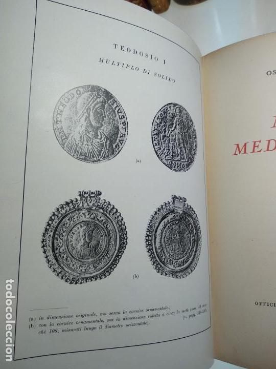 Catálogos y Libros de Monedas: IMPORTANTE OBRA EN ITALIANO - MONETA MEDIOLANENSIS ( 352-498) OSCAR ULRICH-BANSA - 27 LÁMINAS - - Foto 5 - 136762374
