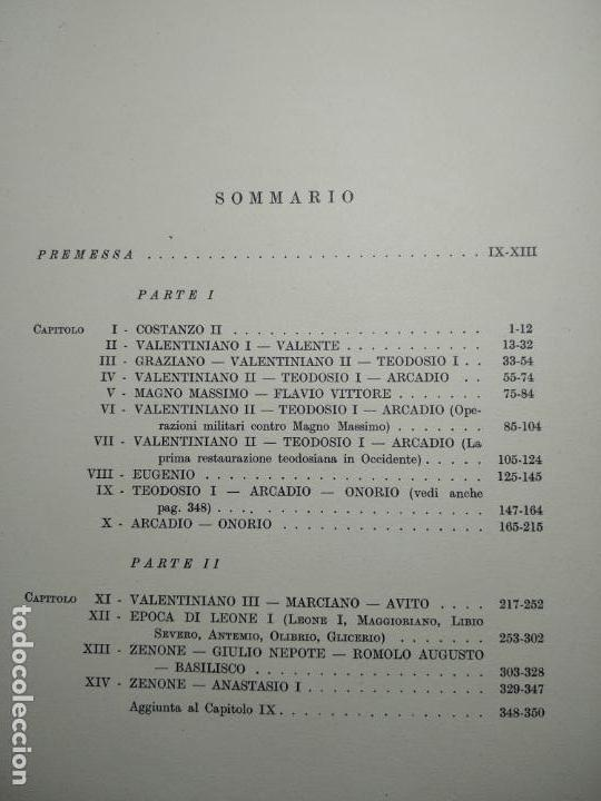 Catálogos y Libros de Monedas: IMPORTANTE OBRA EN ITALIANO - MONETA MEDIOLANENSIS ( 352-498) OSCAR ULRICH-BANSA - 27 LÁMINAS - - Foto 8 - 136762374