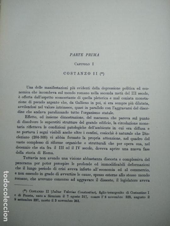 Catálogos y Libros de Monedas: IMPORTANTE OBRA EN ITALIANO - MONETA MEDIOLANENSIS ( 352-498) OSCAR ULRICH-BANSA - 27 LÁMINAS - - Foto 13 - 136762374