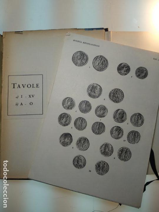 Catálogos y Libros de Monedas: IMPORTANTE OBRA EN ITALIANO - MONETA MEDIOLANENSIS ( 352-498) OSCAR ULRICH-BANSA - 27 LÁMINAS - - Foto 26 - 136762374