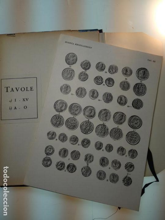 Catálogos y Libros de Monedas: IMPORTANTE OBRA EN ITALIANO - MONETA MEDIOLANENSIS ( 352-498) OSCAR ULRICH-BANSA - 27 LÁMINAS - - Foto 27 - 136762374