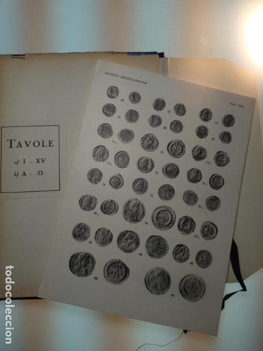 Catálogos y Libros de Monedas: IMPORTANTE OBRA EN ITALIANO - MONETA MEDIOLANENSIS ( 352-498) OSCAR ULRICH-BANSA - 27 LÁMINAS - - Foto 28 - 136762374