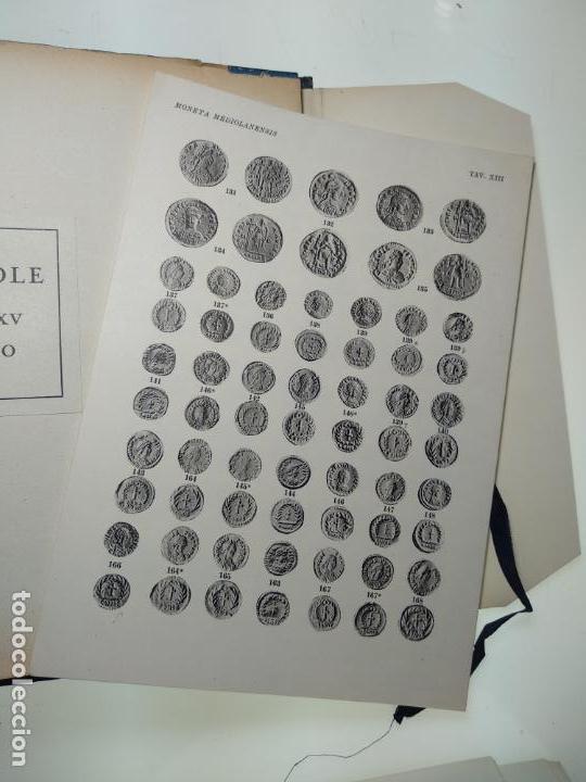 Catálogos y Libros de Monedas: IMPORTANTE OBRA EN ITALIANO - MONETA MEDIOLANENSIS ( 352-498) OSCAR ULRICH-BANSA - 27 LÁMINAS - - Foto 29 - 136762374