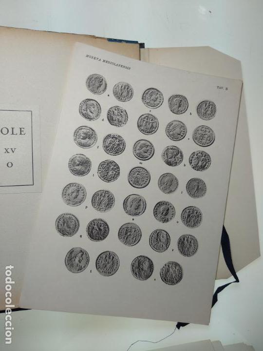 Catálogos y Libros de Monedas: IMPORTANTE OBRA EN ITALIANO - MONETA MEDIOLANENSIS ( 352-498) OSCAR ULRICH-BANSA - 27 LÁMINAS - - Foto 30 - 136762374