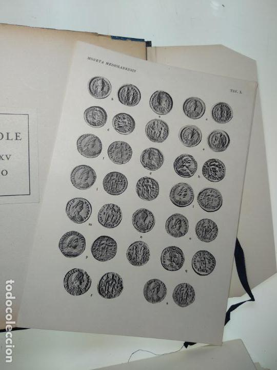 Catálogos y Libros de Monedas: IMPORTANTE OBRA EN ITALIANO - MONETA MEDIOLANENSIS ( 352-498) OSCAR ULRICH-BANSA - 27 LÁMINAS - - Foto 31 - 136762374