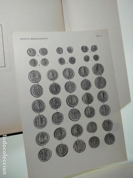 Catálogos y Libros de Monedas: IMPORTANTE OBRA EN ITALIANO - MONETA MEDIOLANENSIS ( 352-498) OSCAR ULRICH-BANSA - 27 LÁMINAS - - Foto 32 - 136762374