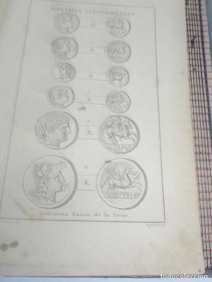 Catálogos y Libros de Monedas: DESCRIPTIONS DES MONNAIES ESPAGNOLES, ET DES MONNAIES ETRANGERES. DE D. JOSE GARCIA DE LA TORRE,1852 - Foto 10 - 140146782