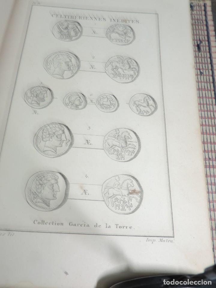 Catálogos y Libros de Monedas: DESCRIPTIONS DES MONNAIES ESPAGNOLES, ET DES MONNAIES ETRANGERES. DE D. JOSE GARCIA DE LA TORRE,1852 - Foto 12 - 140146782