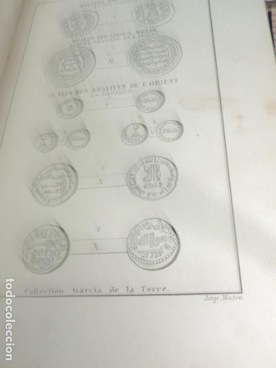 Catálogos y Libros de Monedas: DESCRIPTIONS DES MONNAIES ESPAGNOLES, ET DES MONNAIES ETRANGERES. DE D. JOSE GARCIA DE LA TORRE,1852 - Foto 13 - 140146782