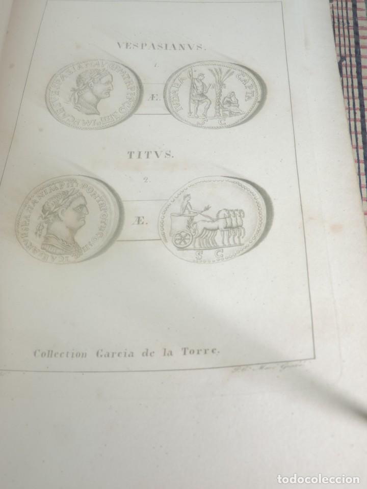 Catálogos y Libros de Monedas: DESCRIPTIONS DES MONNAIES ESPAGNOLES, ET DES MONNAIES ETRANGERES. DE D. JOSE GARCIA DE LA TORRE,1852 - Foto 15 - 140146782