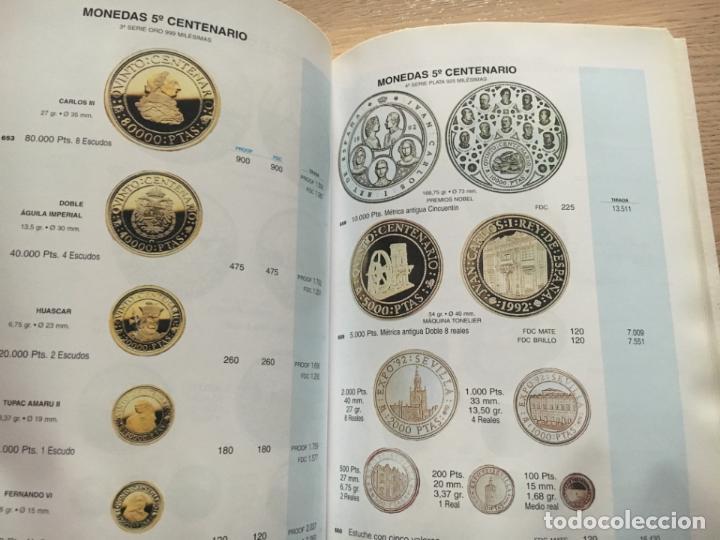 Catálogos y Libros de Monedas: CATÁLOGO MONEDAS ESPAÑOLAS Y UNIÓN EUROPEA .ISABEL II A JUAN CARLOS I 1833-2003. 2004. - Foto 2 - 140517794