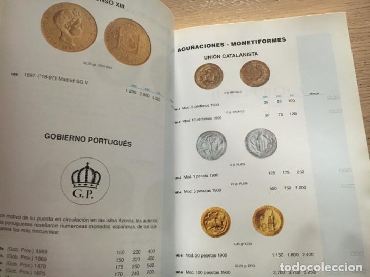 Catálogos y Libros de Monedas: CATÁLOGO MONEDAS ESPAÑOLAS Y UNIÓN EUROPEA .ISABEL II A JUAN CARLOS I 1833-2003. 2004. - Foto 3 - 140517794
