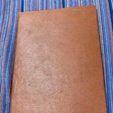 Catálogos y Libros de Monedas - 1916 LA FAUNA E LA FLORA. FRANCESCO GNECCHI. 130 PÁGINAS. RARO LIBRO. - 140967017