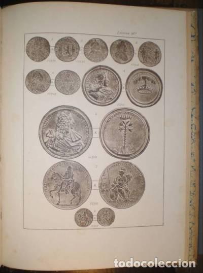 Catálogos y Libros de Monedas: CATALOGO DE LA COLECCION DE MONEDAS Y MEDALLAS DE MANUEL VIDAL QUADRAS Y RAMON. 5 vols. 1892 - Foto 2 - 39480240