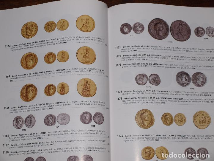 Catálogos y Libros de Monedas: CATALOGO SOLER Y LLACH, MARTI HERVERA,SEGARRA SUBASTA NUMISMATICA BARCELONA 25 OSTUBRE 2018. VER FOT - Foto 3 - 142613370
