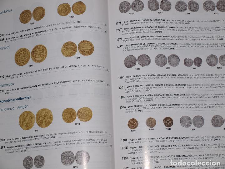Catálogos y Libros de Monedas: CATALOGO SOLER Y LLACH, MARTI HERVERA,SEGARRA SUBASTA NUMISMATICA BARCELONA 25 OSTUBRE 2018. VER FOT - Foto 4 - 142613370
