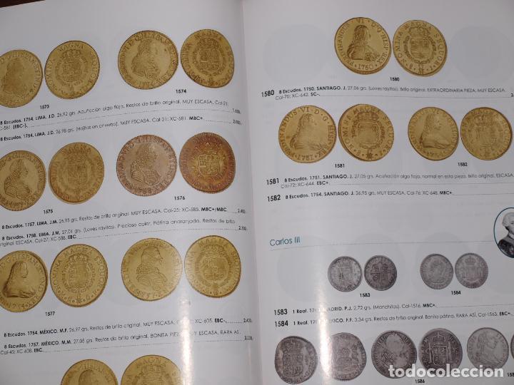 Catálogos y Libros de Monedas: CATALOGO SOLER Y LLACH, MARTI HERVERA,SEGARRA SUBASTA NUMISMATICA BARCELONA 25 OSTUBRE 2018. VER FOT - Foto 5 - 142613370