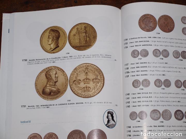 Catálogos y Libros de Monedas: CATALOGO SOLER Y LLACH, MARTI HERVERA,SEGARRA SUBASTA NUMISMATICA BARCELONA 25 OSTUBRE 2018. VER FOT - Foto 6 - 142613370