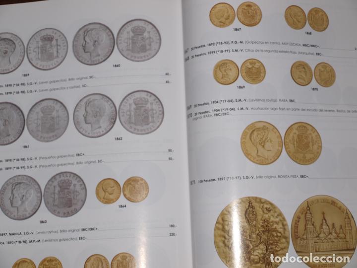 Catálogos y Libros de Monedas: CATALOGO SOLER Y LLACH, MARTI HERVERA,SEGARRA SUBASTA NUMISMATICA BARCELONA 25 OSTUBRE 2018. VER FOT - Foto 7 - 142613370