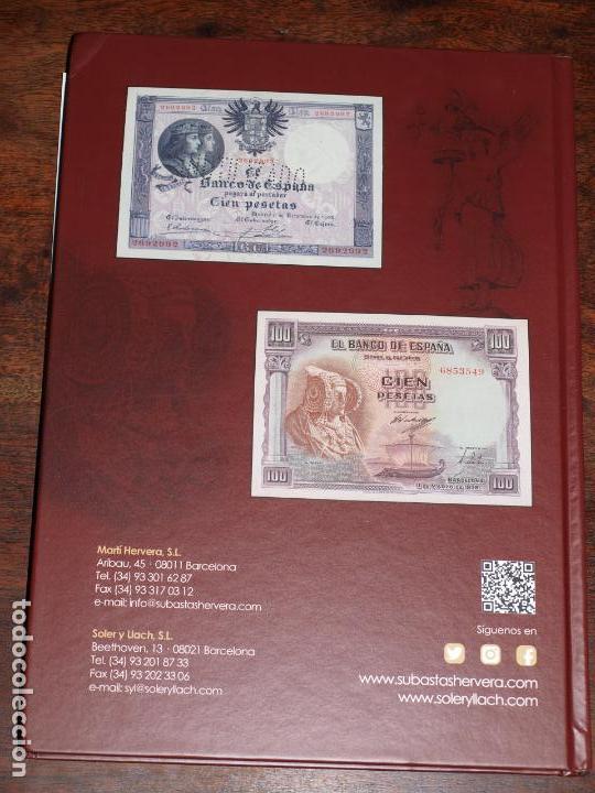 Catálogos y Libros de Monedas: CATALOGO SOLER Y LLACH, MARTI HERVERA,SEGARRA SUBASTA NUMISMATICA BARCELONA 25 OSTUBRE 2018. VER FOT - Foto 10 - 142613370