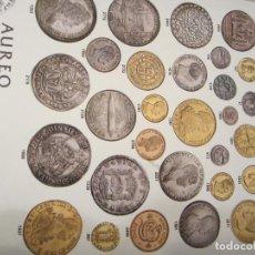 Catálogos y Libros de Monedas: CATÁLOGO DE MONEDAS, BILLETES, MEDALLAS, PRECINTOS, ETCS. Lote 143934306