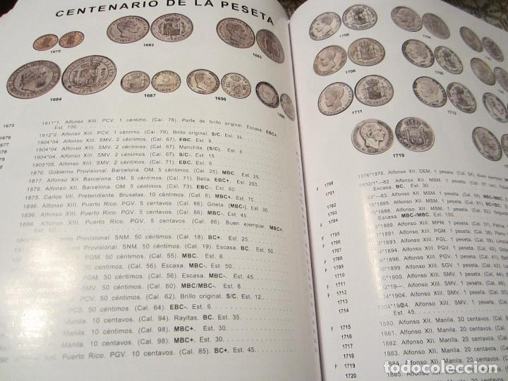 Catálogos y Libros de Monedas: catálogo de monedas, billetes, medallas, precintos, etcs - Foto 3 - 143934306