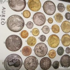 Catálogos y Libros de Monedas: CATÁLOGO DE MONEDAS, BILLETES, MEDALLAS, PRECINTOS, ETCS. Lote 143934410