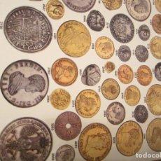 Catálogos y Libros de Monedas: CATÁLOGO DE MONEDAS, BILLETES, MEDALLAS, PRECINTOS, ETCS. Lote 143934530