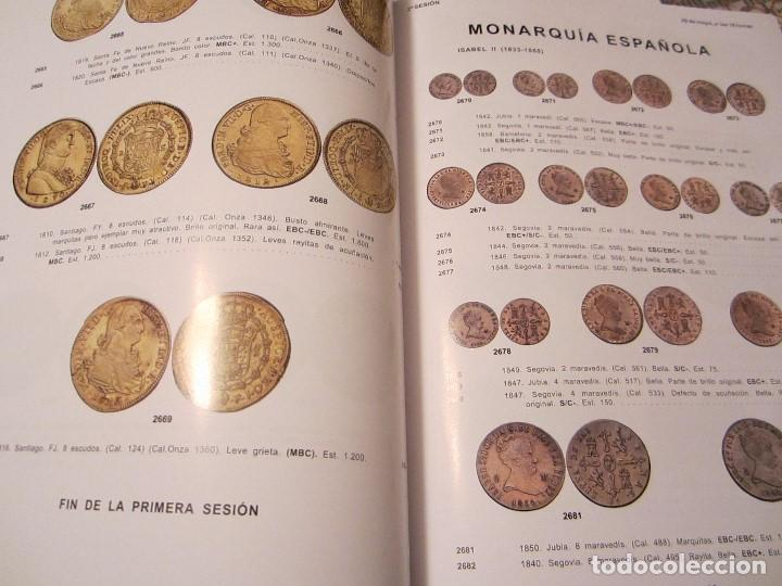 Catálogos y Libros de Monedas: catálogo de monedas, billetes, medallas, precintos, etcs - Foto 3 - 143934530